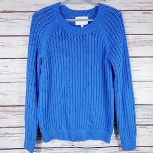 Banana Republic Royal Blue Sweater, Medium